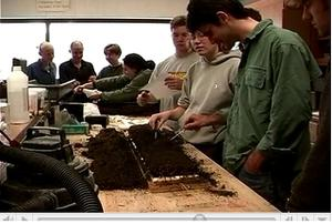 soil structure lab